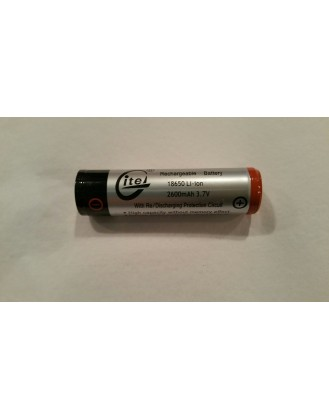 SPARE 18650 BATTERY FOR 300 SERIES LIGHTS