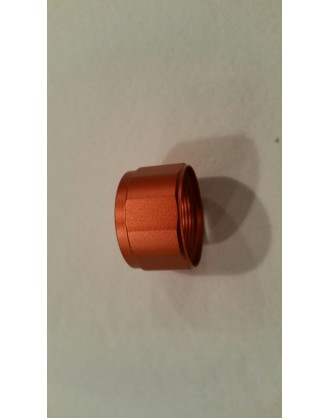 REPLACEMENT HEADLAMP LENS COLLAR - ORANGE