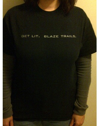GET LIT BLAZE TRAILS T-SHIRT
